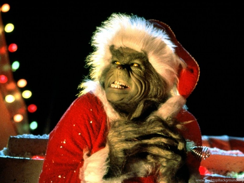 The Grinch How The Grinch Stole Christmas Wallpapers (33148439 ... Desktop Background