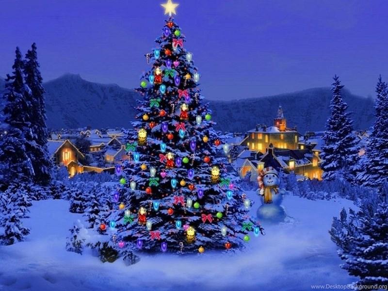 mobile - Animated Christmas Wallpaper