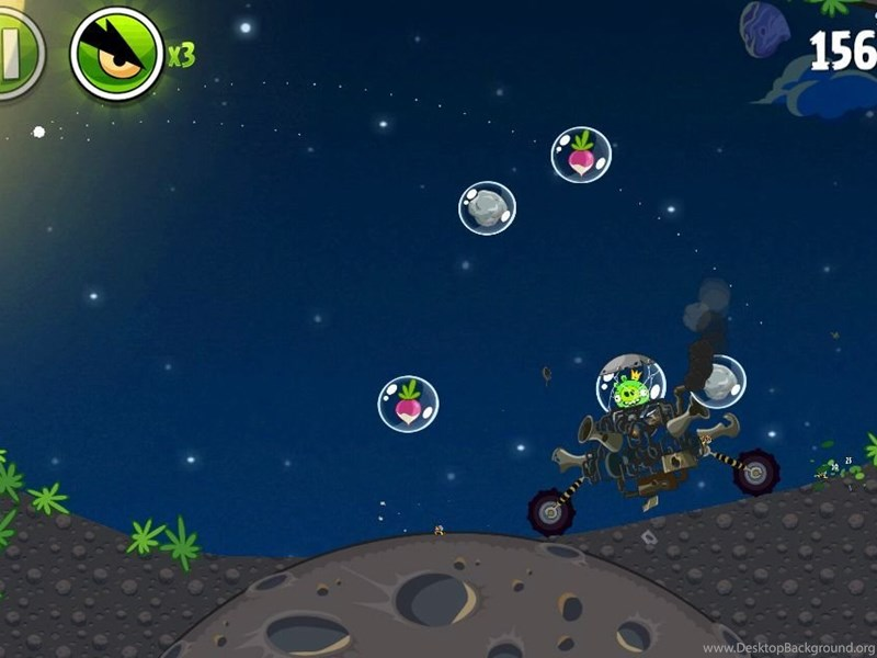 Angry Birds Space Cartoon HD Wallpapers Image For IPhone 6