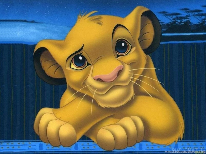 The Lion King Cartoon Hd Wallpapers For Pc Cartoons Wallpapers