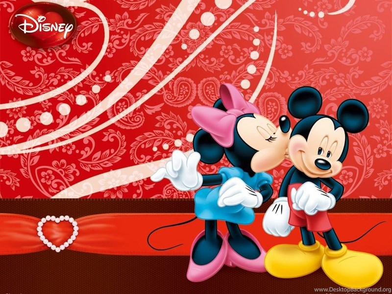 Disney Valentines Day Desktop Wallpaper