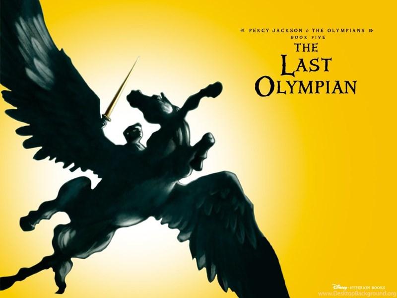 The Last Olympian Wallpapers Percy Jackson Olympians Books