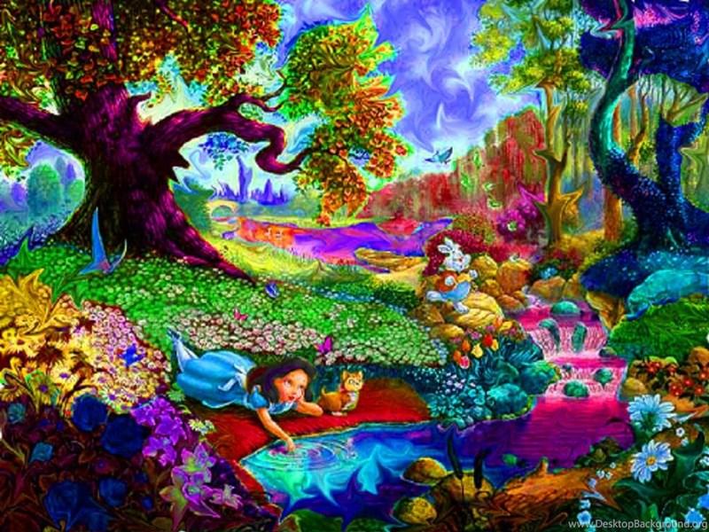 Crazy Trippy Backgrounds Wallpapers Cave Desktop Background