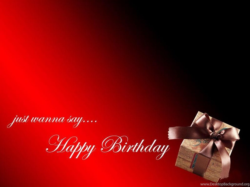 Happy Birthday Gift Hd Wallpapers Desktop Background
