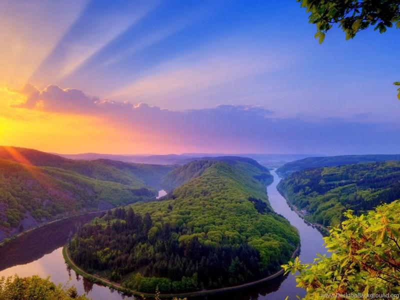 Nature Sunshine Galaxy S4 Wallpapers: Beautiful Backgrounds Original Sunshine Nature : Full HD