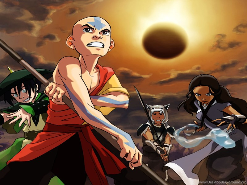 Avatar: The Last Airbender Chapter 1 - Watch anime online
