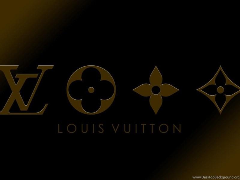 Wallpapers For Louis Vuitton Wallpaper Black Jpg Desktop Background