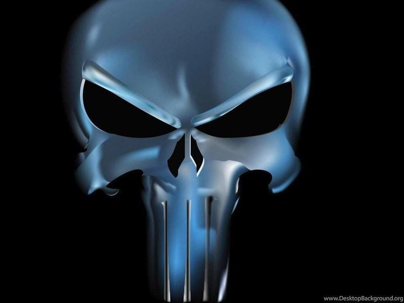 Punisher Logo Wallpapers Desktop Background