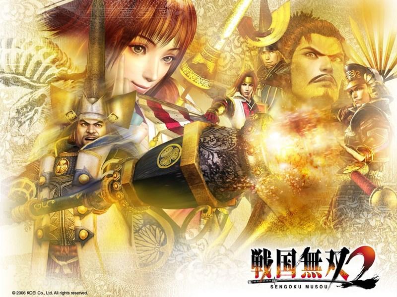 Wallpapers Samurai Warriors Games Image Desktop Background