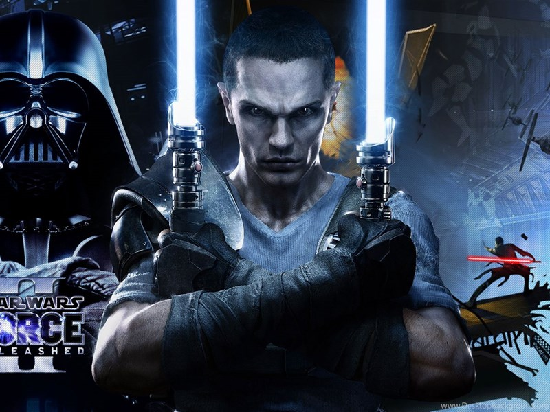 Star Wars Wallpapers Force Unleashed Console Games Desktop Background