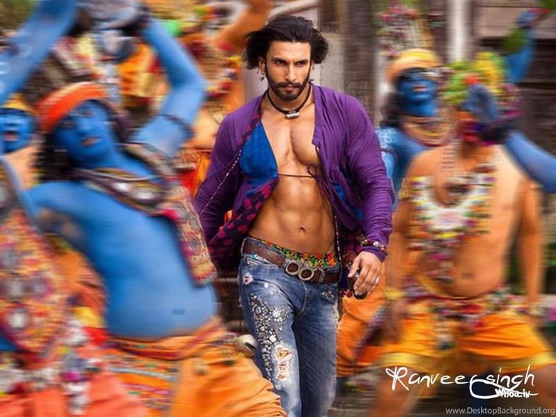 Ranveer Singh In Ram Leela Movie Slow Motion Wallpapers