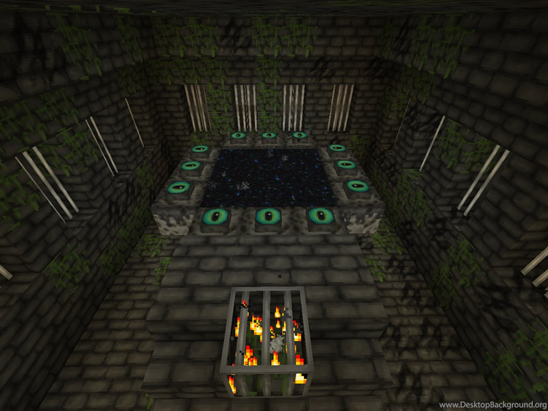 End Portal Mod Minecraft Pe Android Apps On Google Play Desktop Background