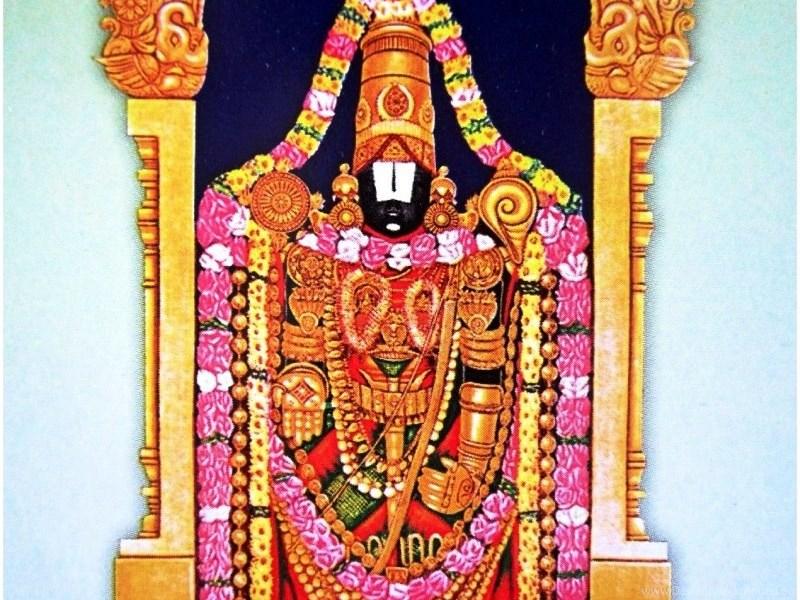 Lord Balaji Wallpapers Gallery Tirupati Balaji Hd Photos Desktop
