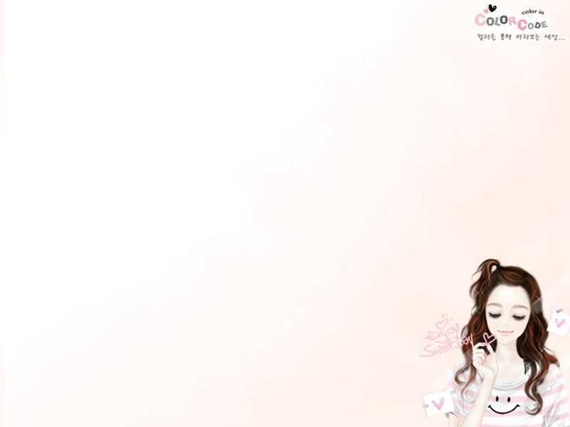 Wallpapers Anime Couple No Girls Korea Cartoon Boy And Girl Cute Desktop Background