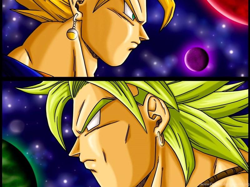 Image Dbm Vegetto Vs Broly Wallpapers Idt2ljpg Dragon Ball