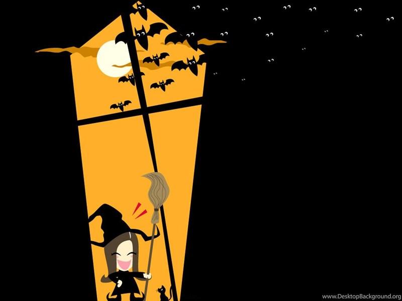 Desktop Wallpapers · Gallery · Miscellaneous · Halloween Ghost