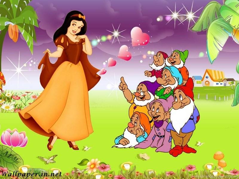 Disney Cartoon Wallpapers Free Download Desktop Background
