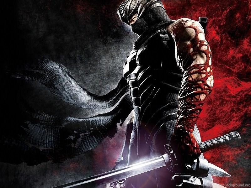 Ryu Hayabusa Ninja Gaiden 3 Wallpapers Free Desktop Backgrounds