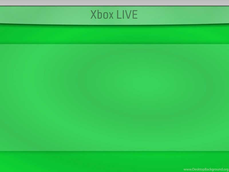 how to put a background on xbox 360