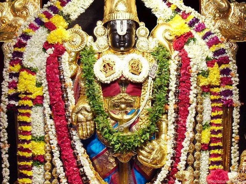 Venkateswara Swami Photos 4k For Pc: Venkateswara Swamy HD Wallpapers Desktop Background