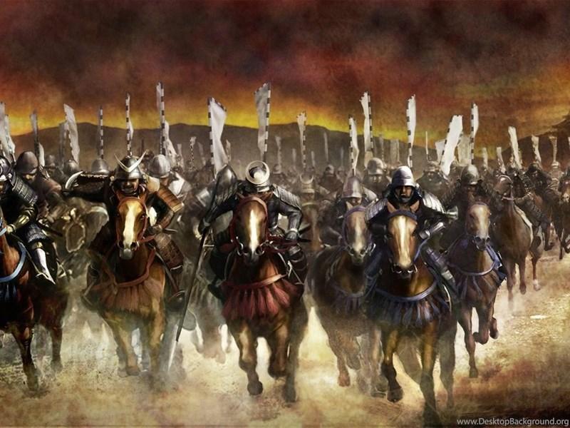 Total War Shogun 2 : Desktop And Mobile Wallpapers