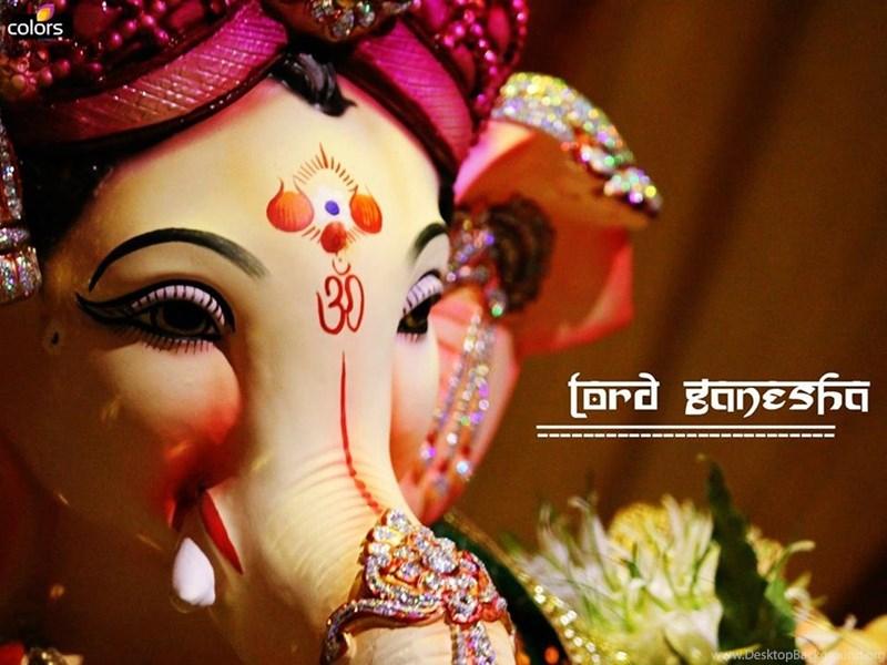 Lord ganesha hd wallpapers desktop background - Shri ganesh hd photo ...
