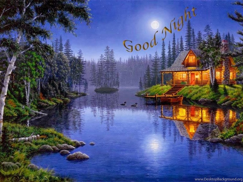 Lovely Good Night Wallpapers Awesome Free Hd Wallpapers Desktop