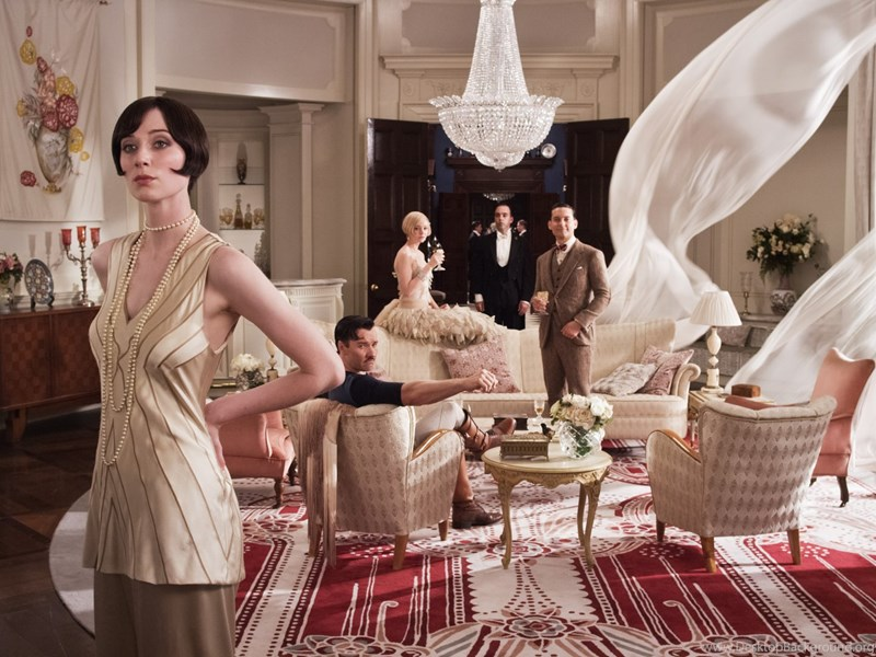 the great gatsby reflection