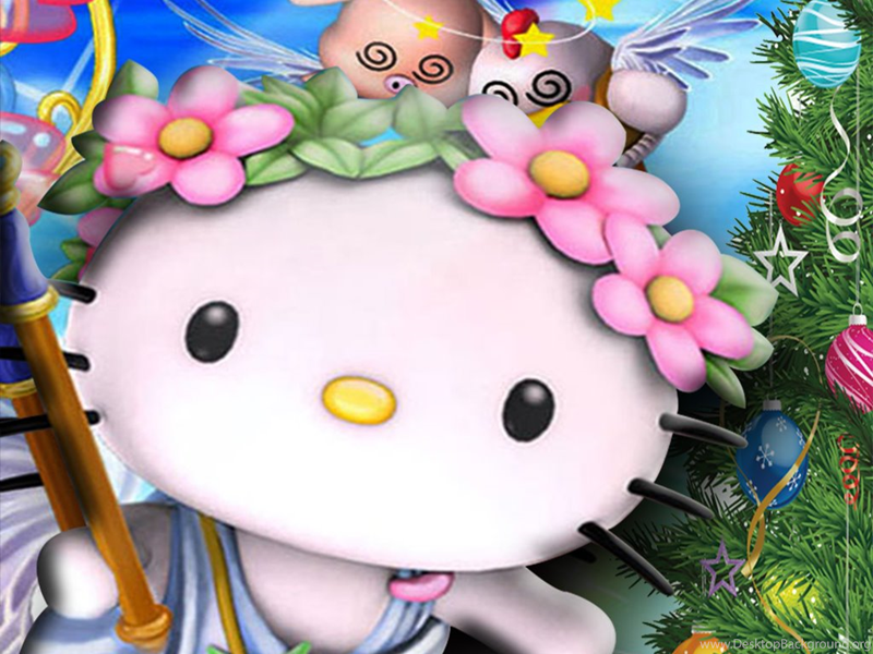 Gambar Hello Kitty Untuk Wallpapers Hp Desktop Background