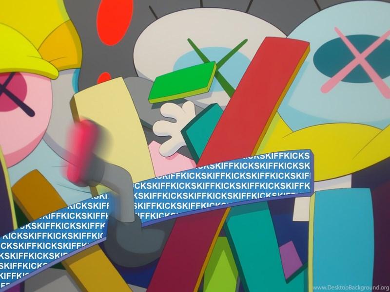 Kaws Wallpaper 8 25339 Hd Wallpapers Desktop Background
