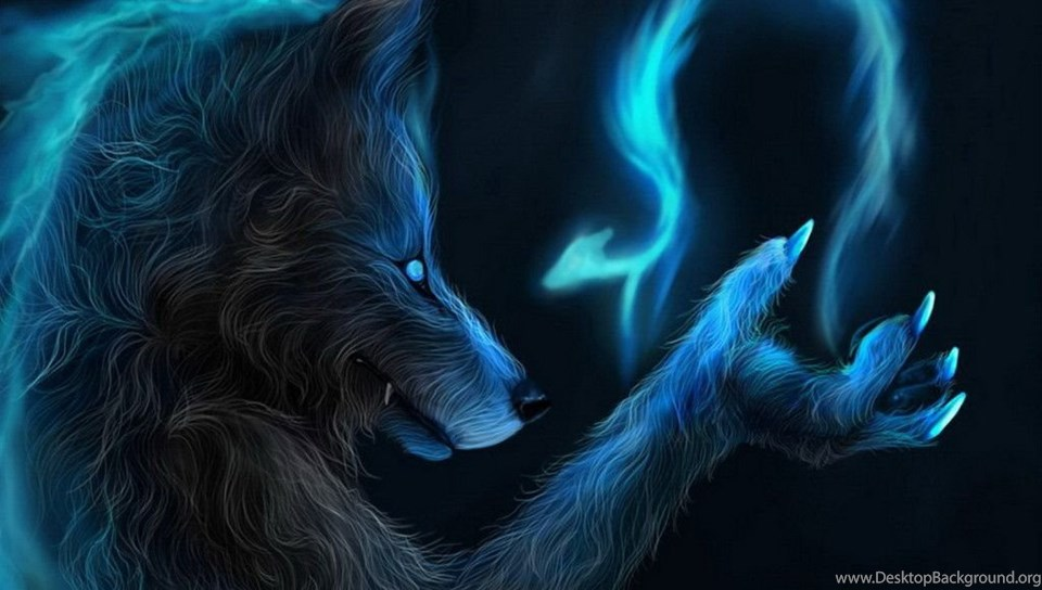 Cool Wolf Backgrounds Desktop Background