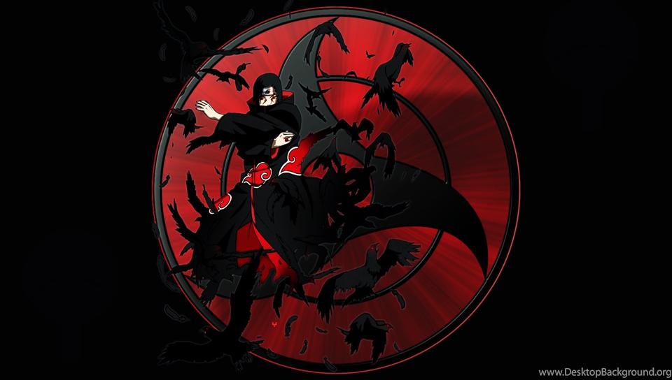 Naruto Wallpapers Itachi Desktop Background