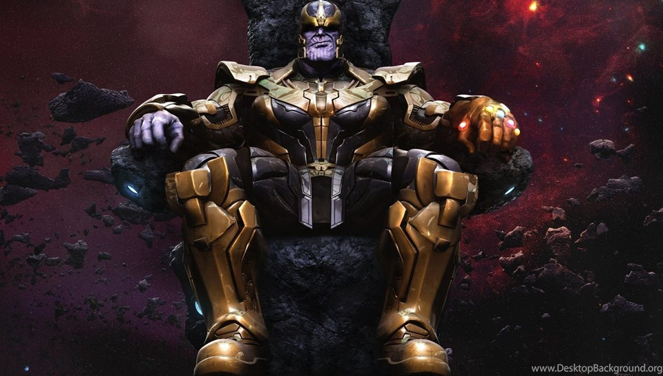 Thanos Hd Wallpaper: 10 Amazing Thanos Wallpapers GeekShizzle Desktop Background