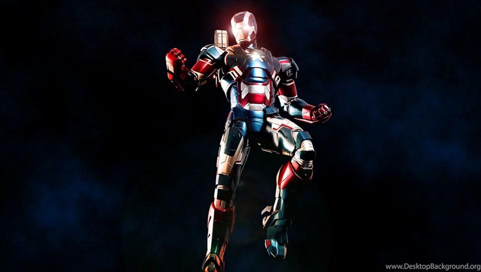 4k Ultra Hd Iron Man Wallpapers Hd Desktop Backgrounds 3840x2160