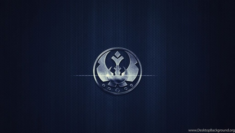 Star Wars Symbol Hd Desktop Wallpapers High Definition Desktop Background