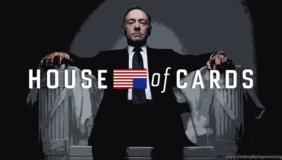 Power House Of Cards Wallpaper By Danielnut5 On Deviantart