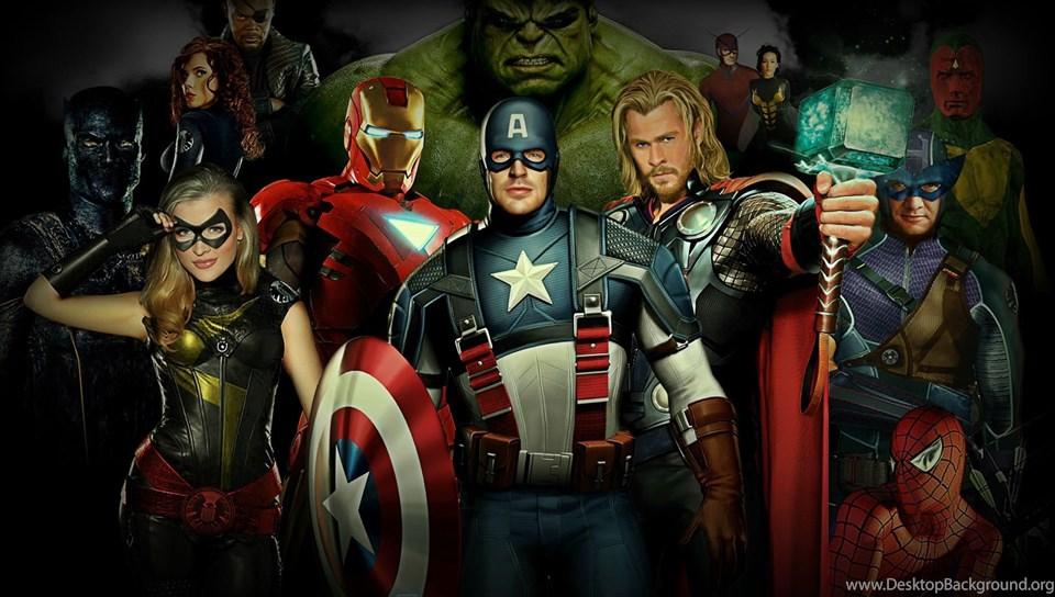Marvel Wallpapers Hd Desktop Background
