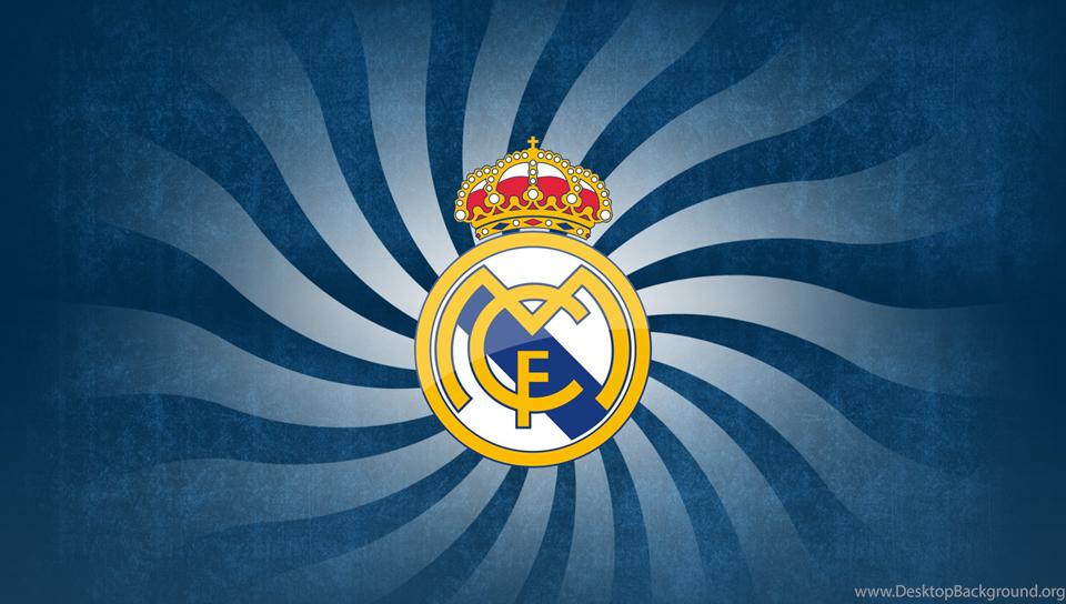 Download Real Madrid Logo Wallpapers Wide Desktop Background