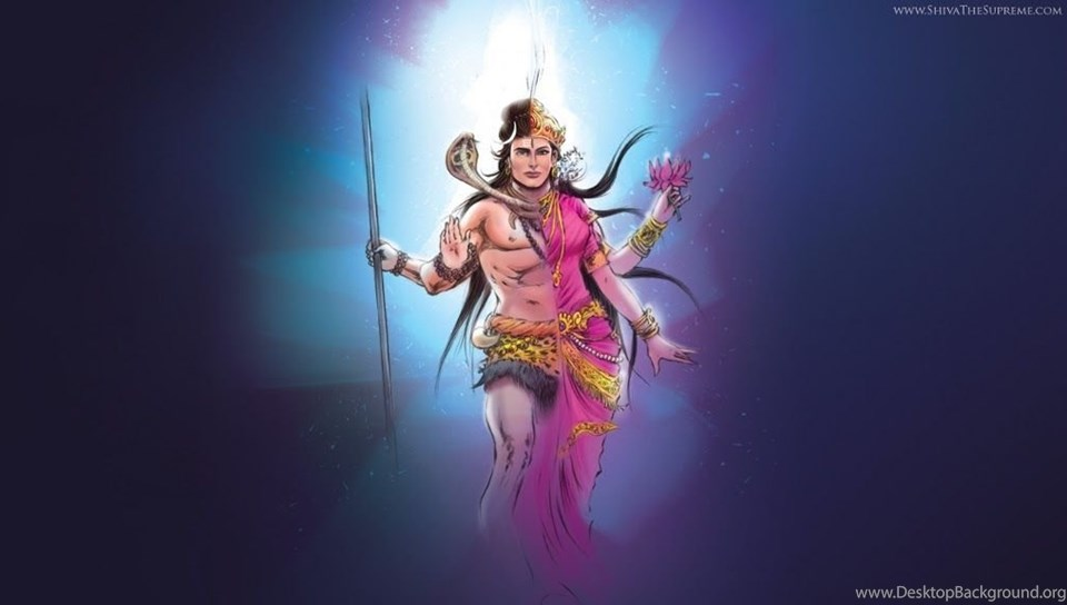 6 Best Lord Shiva Shankar Hd Wallpapers Desktop Background