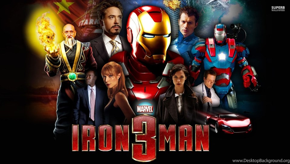 Iron Man 3 Windows 8 1 Theme And Wallpapers Desktop Background