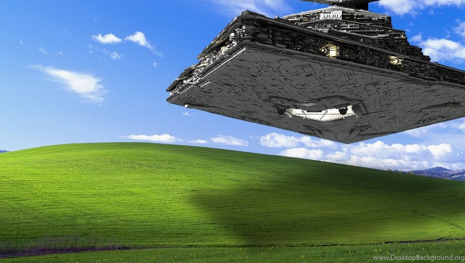 The 13 Best Takes On The Windows XP Bliss Wallpapers Dorkly Post