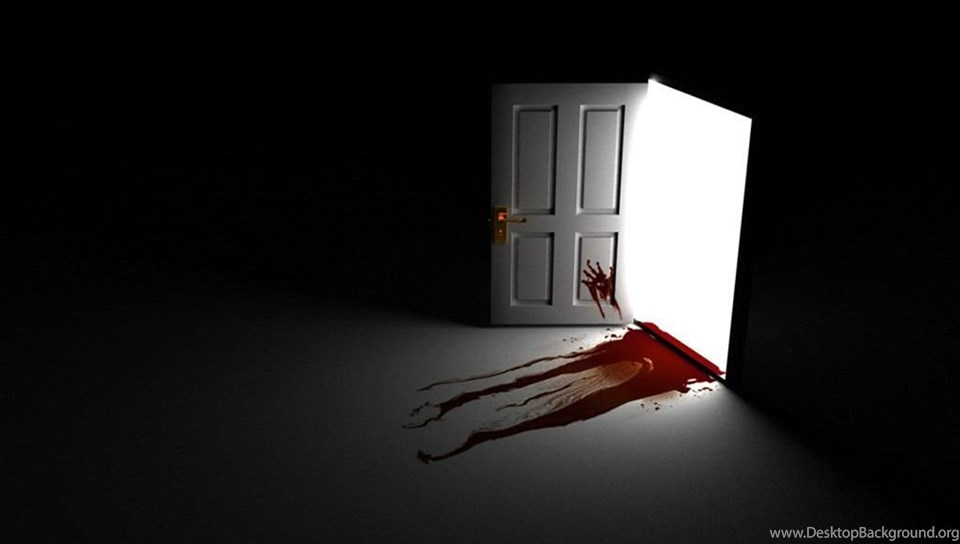 Wallpapers black roses with blood door free beautiful for your or android voltagebd Gallery
