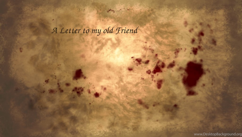 Old Bloody Paper HD Wallpapers By Memoryleakxxx On DeviantArt