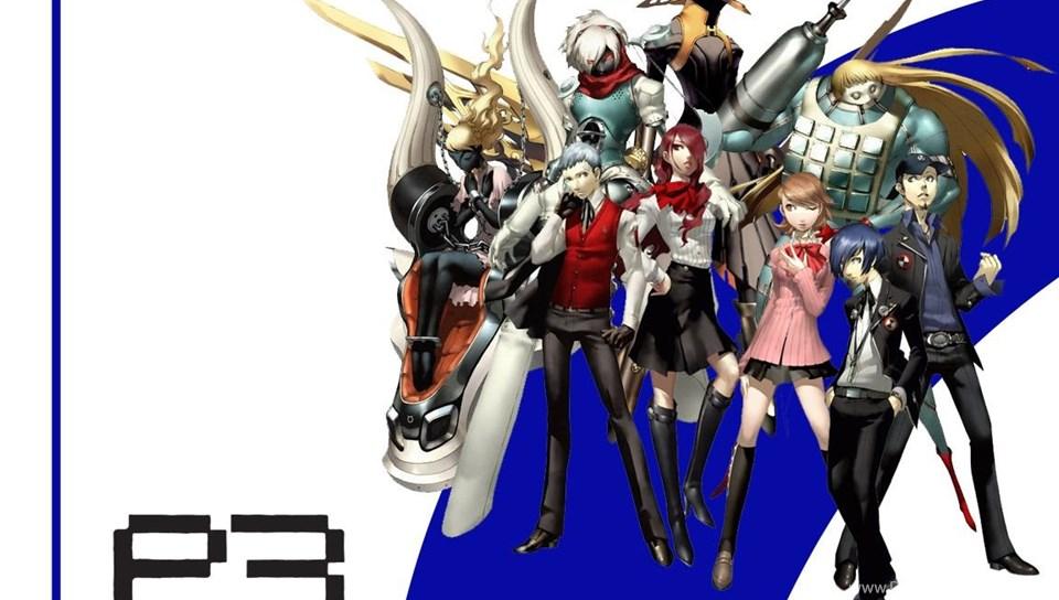 Persona 3 Android Shin Megami Tensei Persona 3 Portable