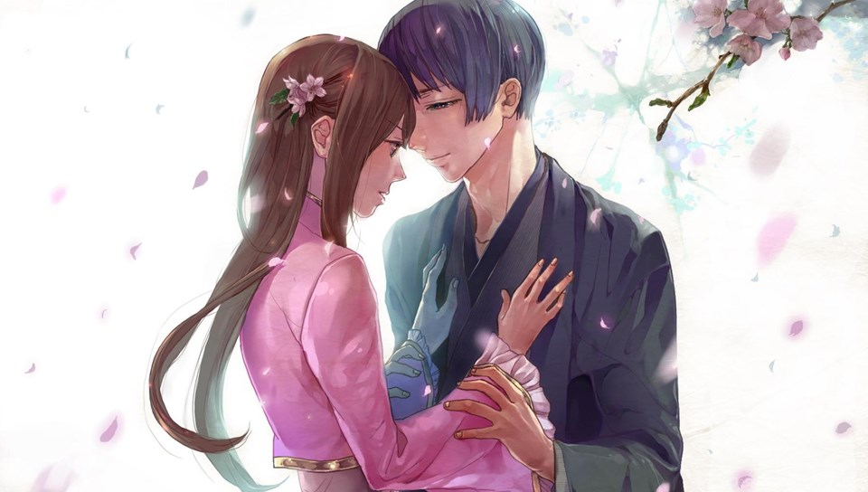 Esinalca Cute Anime Couples Wallpaper: PERFECT COUPLE WALLPAPER ( Desktop Background