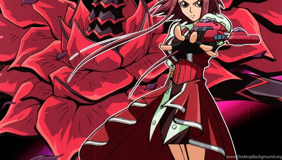 The Gallery For > Yugioh 5ds Akiza Wallpapers Desktop ...  The Gallery For...