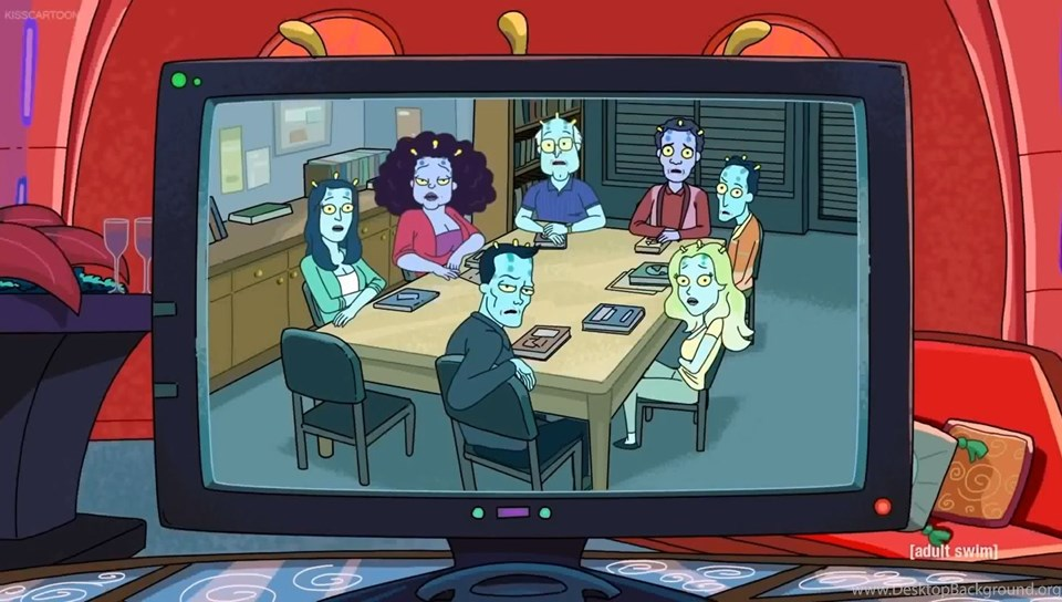 Rick And Morty S02E03: Auto Erotic Assimilation : Videos