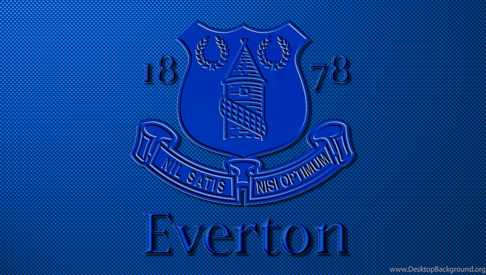 History Of All Logos All Everton Logos Desktop Background