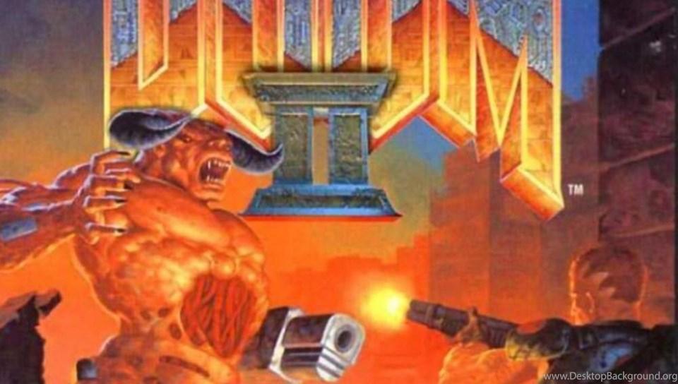 Doom 2 Wallpapers Big Platform Nation Desktop Background