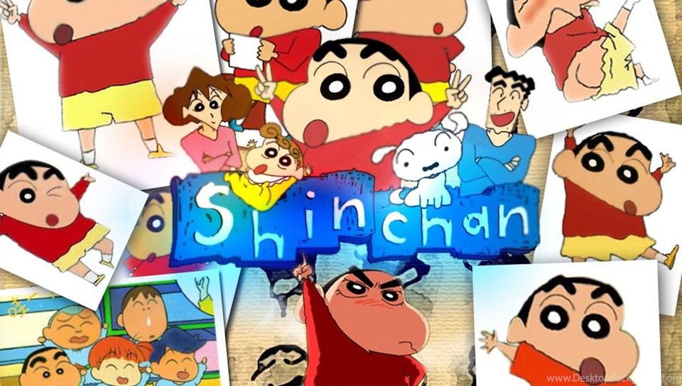 Shinchan Cartoon Images Wallpapers HD Wide Desktop Background